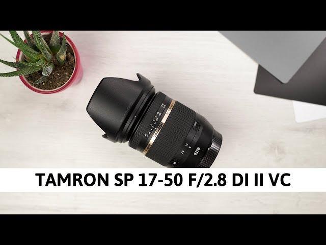 Recensione Tamron SP 17-50 2.8 Di II VC: un valido sostituto per il 18-55 da kit ?