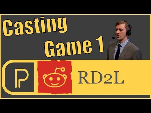 Purge Casts RD2L finals, Game 1. Co-caster: 'Subject'