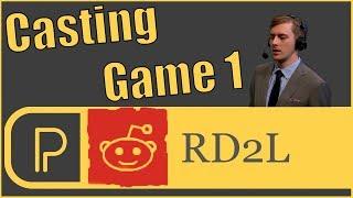 Purge Casts RD2L finals, Game 1. Co-caster:
