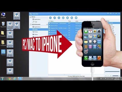 Hướng Dẫn Copy Nhạc Hoặc Video Vào Iphone Ipad