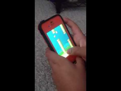 What Flappy Bird does to you