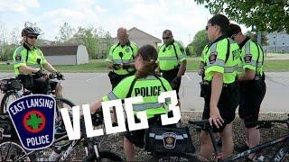 Bike Unit Ride Along! | ELPD Vlog #3