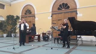 Флейта най, русские кенари и джаз