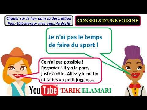 2 heures dialogues en français - French language