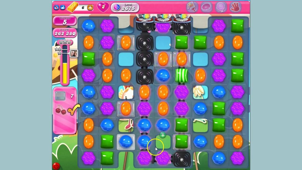 Candy crush 2675
