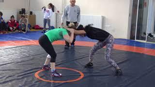 Kadın Güreş Milli Takımımızda Avrupa Şampiyonası