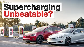 Is the Tesla Supercharger Network Untouchable?