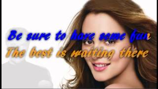 Keep on smiling -  James Lloyd - with lyrics