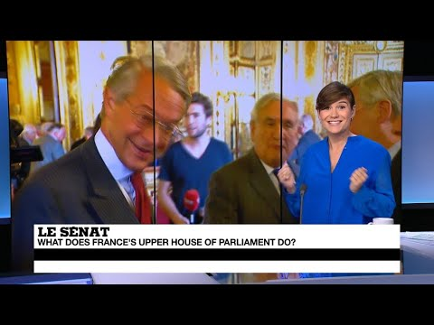 فرانس 24:French Senate: retirement club for old politicians?