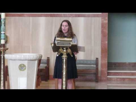 Holy, Holy, Holy: Heritage Mass by Owen Alstott, sung by Leann Ostrow