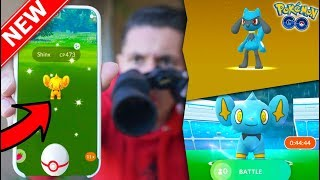 DON'T MISS THIS NEW GEN 4 SHINY IN POKÉMON GO! New Sinnoh Raid Bosses + SHINY!