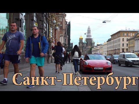 видео: Санкт-Петербург. Интересные факты о Питере 4К