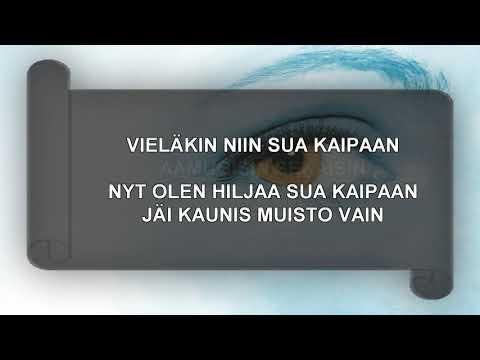 LAINAA VAIN - karaoke