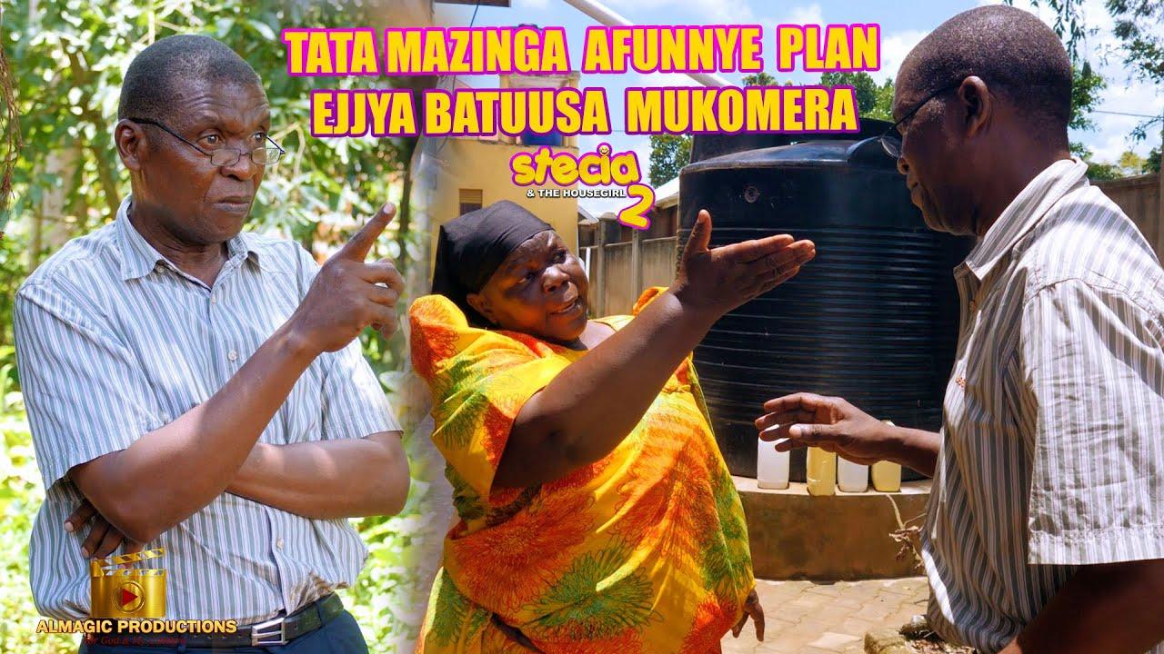 Download Stecia Mayanja Comedy [Tata Mazinga Afunnye Plan Ejjya  Batuusa Mukomera Season 2 Episode 231]