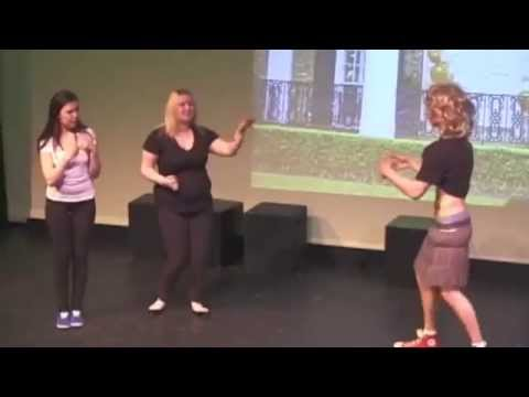 Sketch Comedy - Class Project Performance