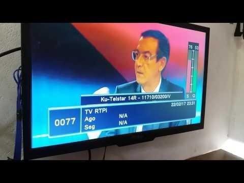 SATELITE TELSTAR 12V - Canales gratuitos Y ALGO MASиз YouTube · Длительность: 8 мин24 с