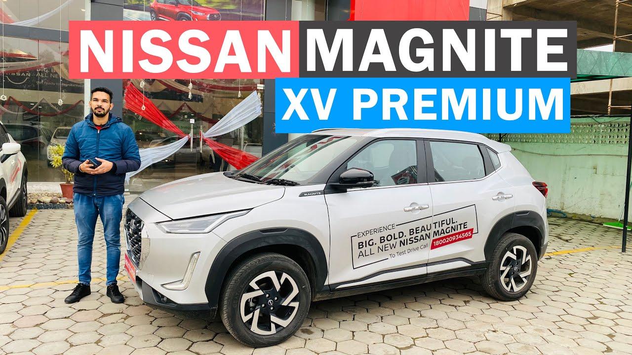 Nissan Magnite XV Premium Review   Magnite 2020   price   interior   Exterior   CarQuest
