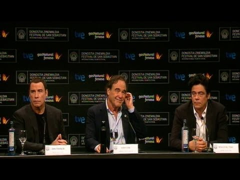 Press conference ''Savages''  selection