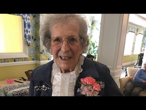 100-Year-Old Tells Secret To Long Life: Prune Juice And Young Men