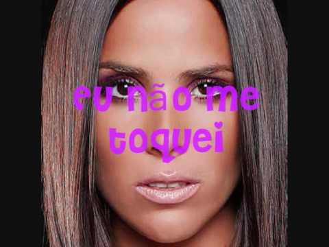 Tanta saudade - Wanessa Camargo. Letra