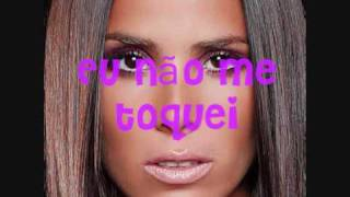 Repeat youtube video Tanta saudade - Wanessa Camargo. Letra