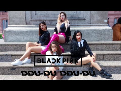 [KPOP IN PUBLIC CHALLENGE ARGENTINA]  DDU-DU-DDU-DU - BLACKPINK Dance Cover By DARK RAINBOW