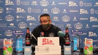 Video Diego Epifanio RP previa amistosos de pretemporada Leche Río Breogán 2021