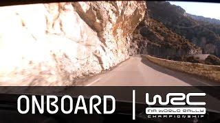WRC Rallye Monte-Carlo 2015: Onboard SS14 Ott Tänak