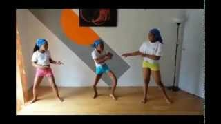 """NEW""Timaya ft Machel Montano - Shake Up Your Bum Bum ""Cidemé Sisters"""