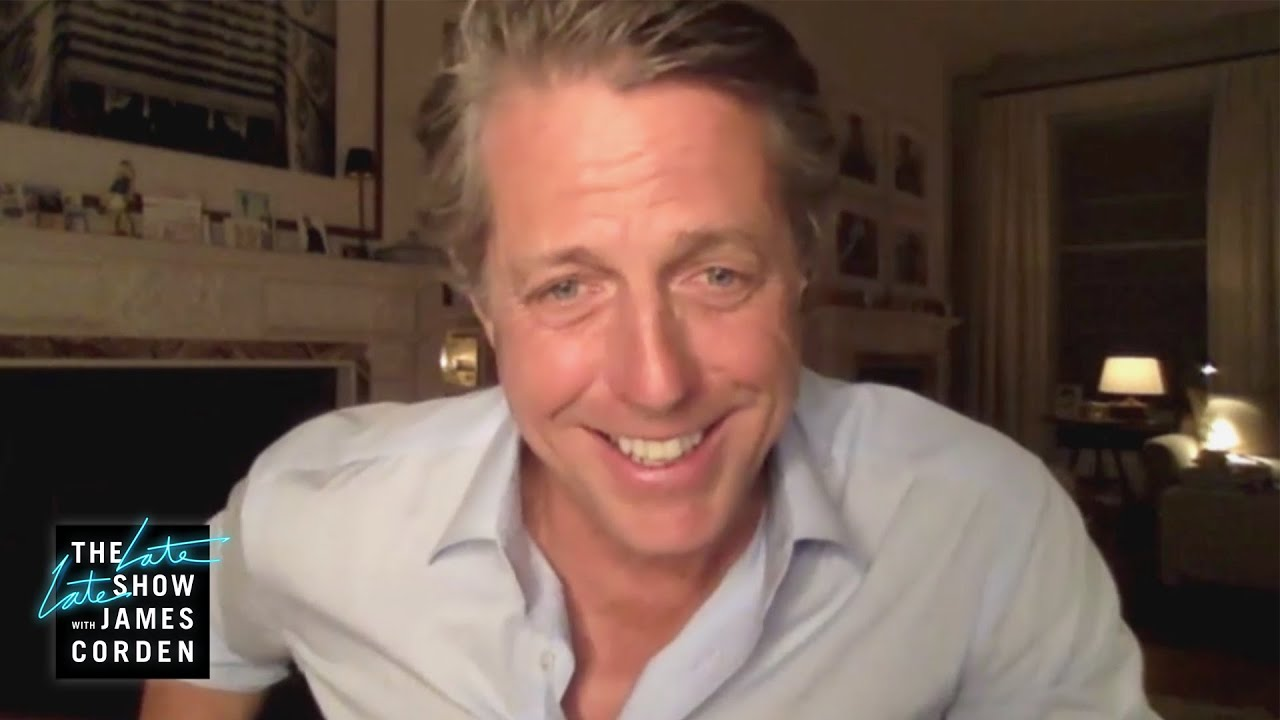 Hugh Grant Acted As His Own Agent for a While