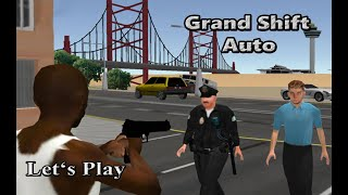 Grand Shift Auto - Gangster Paradise