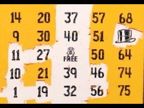 i got bingo monopoly