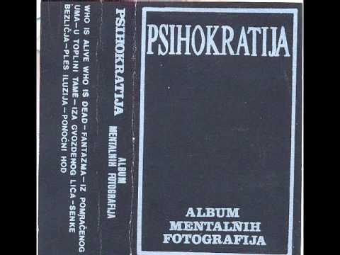 Psihokratija-Ples Iluzija 1988 (Serbia Goth Electro Post Punk)