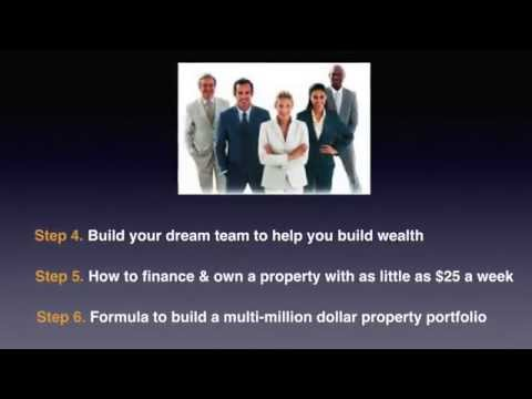 Get Your Free Property Investment Ebook - 7 Proven Steps to Property Investing