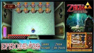 The Legend Of Zelda: A Link Between Worlds - The Treacherous Tower, The Final Bottle - Episode 29
