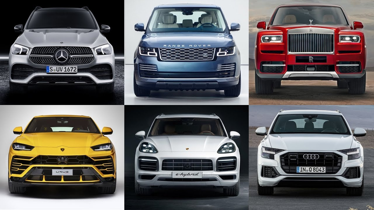 Top 15 Ultra Luxury Suv 2019 You Must See Youtube