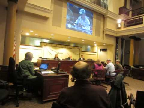 Portland City Council Last Minute appeal of DOJ settlement agreement on Police Brutality 8