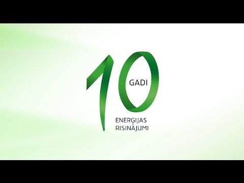 Enefit SIA - 10 years on Latvian energy market