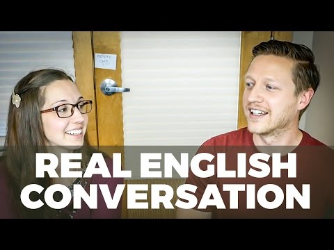 ADVANCED ENGLISH CONVERSATION!!! Jack and Vanessa Talk About