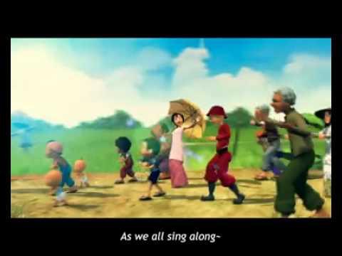 Lagu Tema Filem Upin dan Ipin
