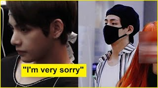 Baixar BTS V Seen Helping Paparazzi out! Confesses Love to Old Girlfriend