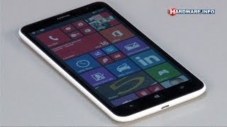Windows Phone 8.1 en Nokia Lumia 1320 review - Hardware.Info TV (Dutch)
