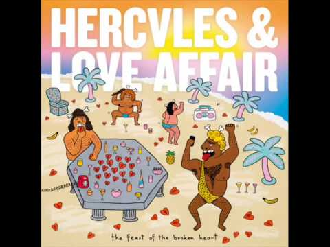 Hercules and Love Affair - I Try To Talk To You (Feat. John Grant)