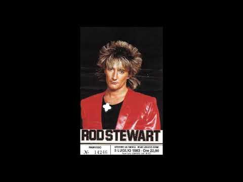 Rod Stewart 1983 07 03 Misano Adriatico, Autodromo Santamonica Full Audio Show