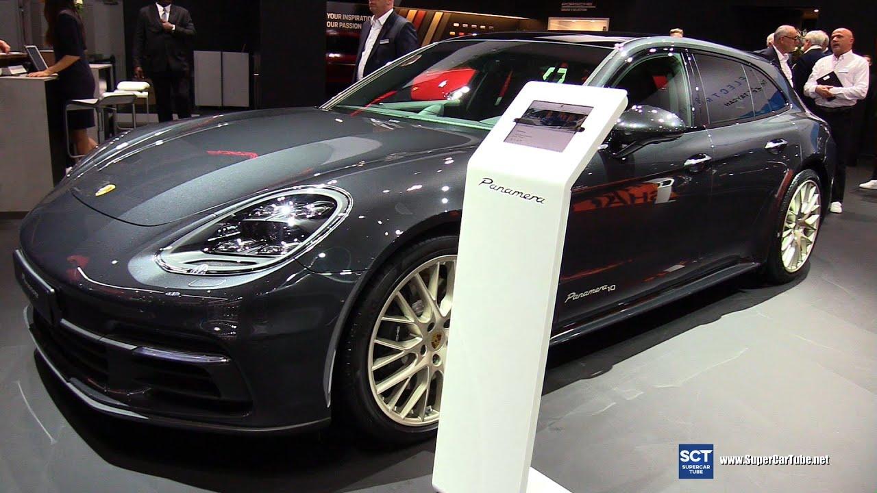 Toàn cảnh mẫu xe Porsche Panamera phiên bản Sport Turbo