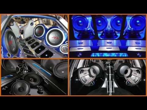 Rockville RXD-M5 Competition 8000 Watt/4000w RMS Mono 1 Ohm Car Amplifier