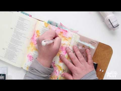Tips For Painting In Your BIble