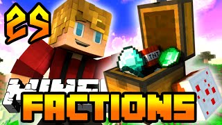 Minecraft Treasure Wars Factions 'MYTHIC CHEST OPENING!' Episode 25 (Minecraft Factions)