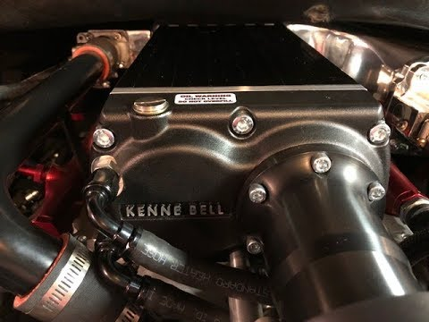 Kenne Bell Supercharged F150 Drive     Is it really quicker than a  Corvette????