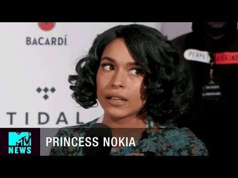 Princess Nokia on the Importance of Hurricane Relief Efforts | MTV News